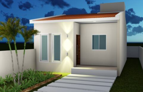 Casas Cidade Jardim (3Q)