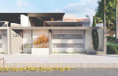 Casa no Luiz Gonzaga - PLC Construções